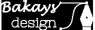 Bakays Design Logo